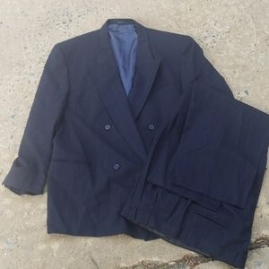 Other - Pin stripe wool suit